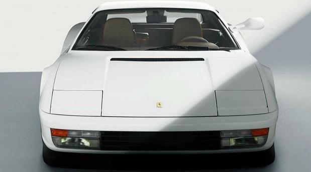 Fioravanti Ferrari Testarossa