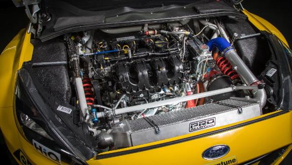 Ford Focus RS BTCC