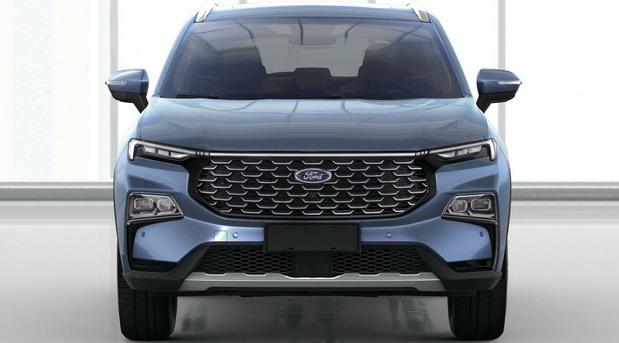 Ford Equator Sport