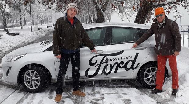 Ford Fiesta Modli