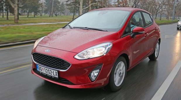 Ford Fiesta 1,5 TDCi Business