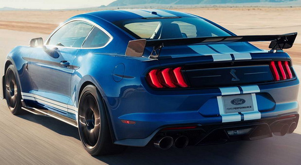 2020 Ford Shelby Mustang GT500