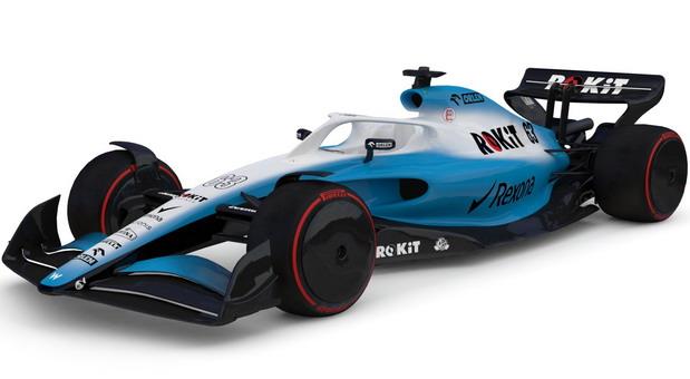 Dizajn novih F1 bolida