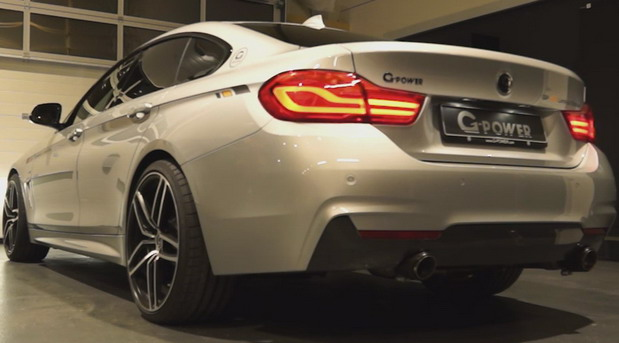 G-Power BMW 440i Gran Coupe