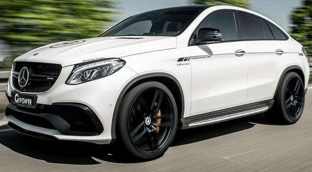 G-Power Mercedes-AMG GLE 63 S