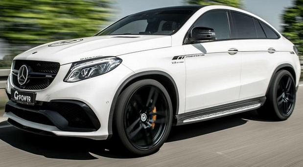 G-Power Mercedes-AMG GLE 63 S