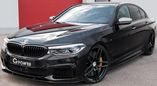 G-Power BMW M550i