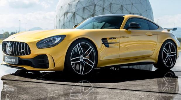 "G-Power Mercedes-AMG GT R ""GP63"" Biturbo"