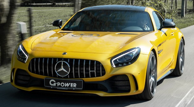 "G-Power Mercedes-AMG GT R ""GP63"" Biturbo"