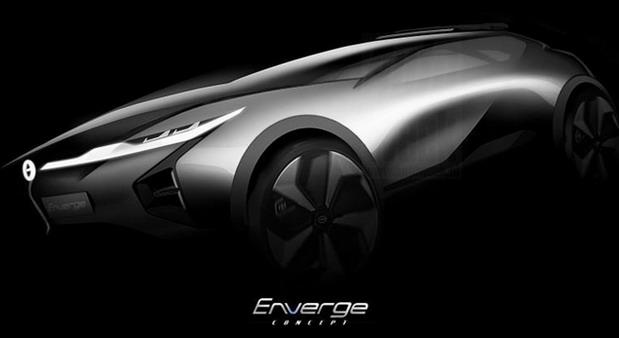 GAC Enverge concept