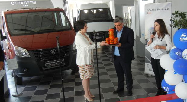 GAZ rodajno-servisni centar