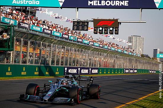 Formula 1 AUS