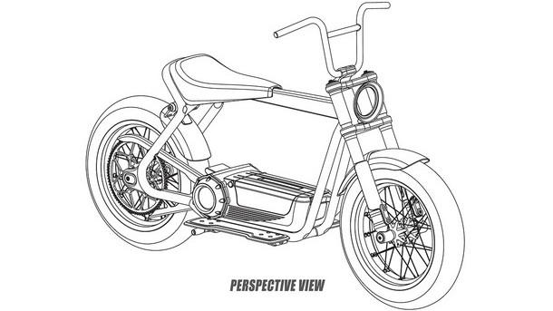 Harley-Davidson električni skuter