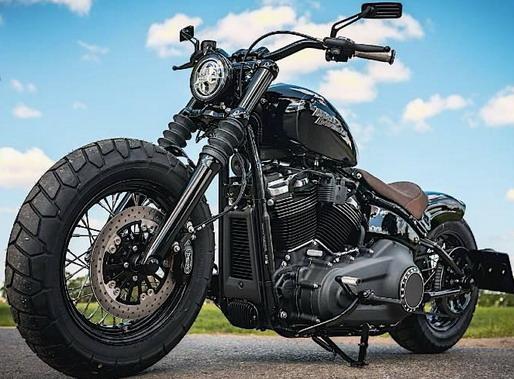 Harley-Davidson Country Cruiser