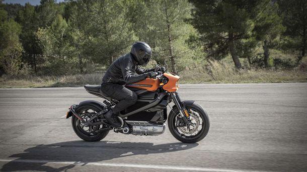 Električni Harley