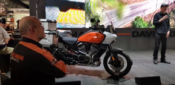 Harley-Davidson na EICMA sajmu