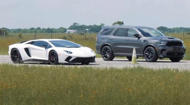 Hennessey Dodge Lamborghini