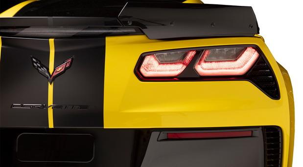 Chevrolet Corvette Z06 Hertz 100th Anniversary Edition