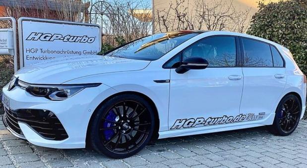 HGP-turbo Volkswagen Golf R