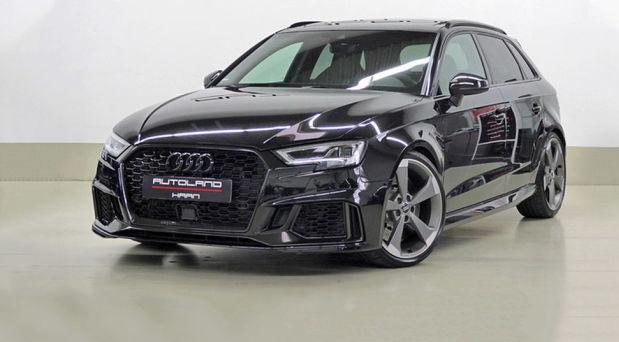 HGP-Tuning Audi RS3