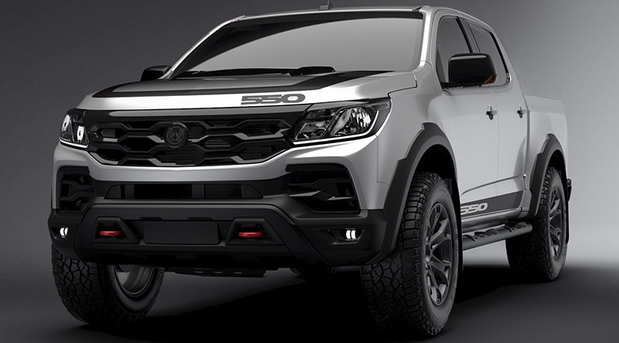 Holden Colorado by Walkinshaw Performance