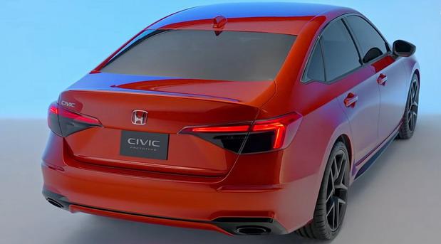 Honda Civic Protoype