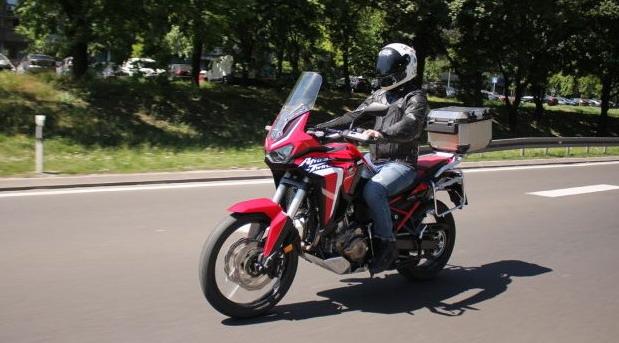 Honda CRF 1100L Africa Twin