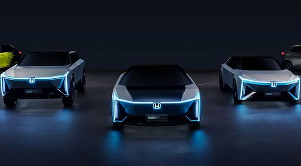 e:N Coupe Concept, e:N SUV Concept i e:N GT Concept