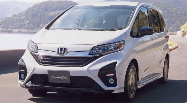 Honda Freed Modulo X