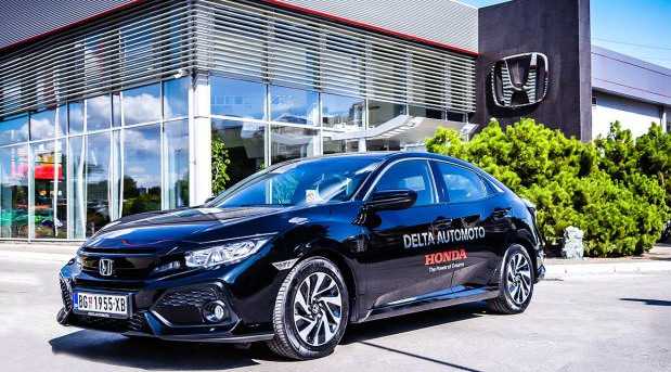 Honda Pick up & Delivery usluga