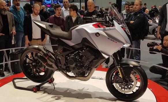 Honda CB4X koncept