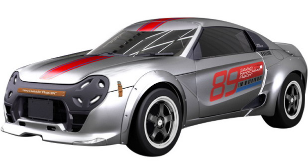 Honda S660 Neo Classic Racer