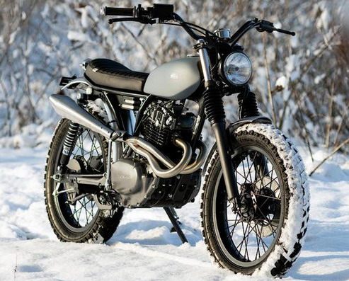 Honda CB250 RS