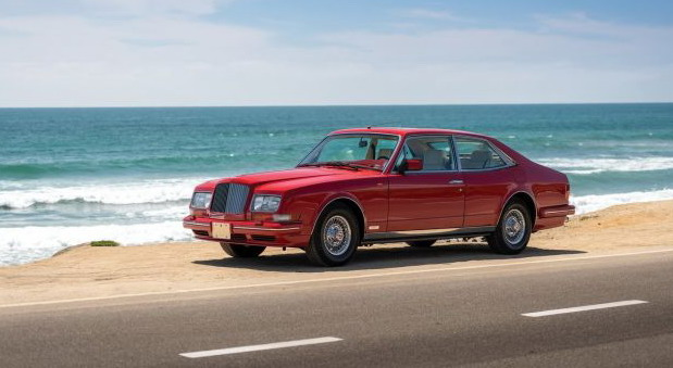 Bentley Turbo RL Empress II Coupe