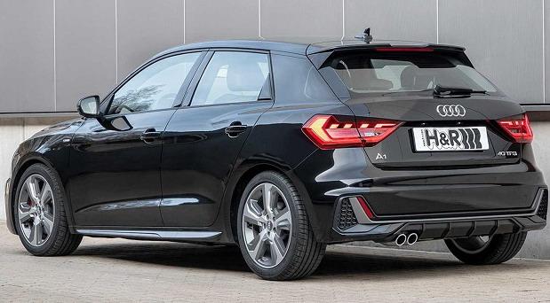H&R Audi A1 Sportback 40 TFSI