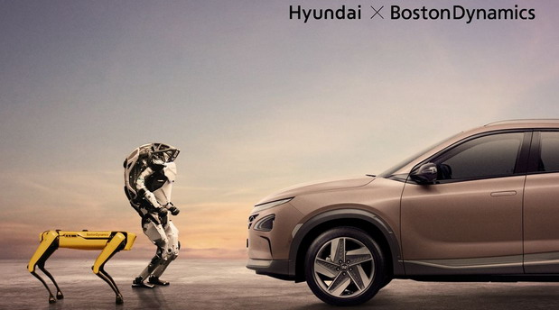 Hyundai & Boston Dynamics