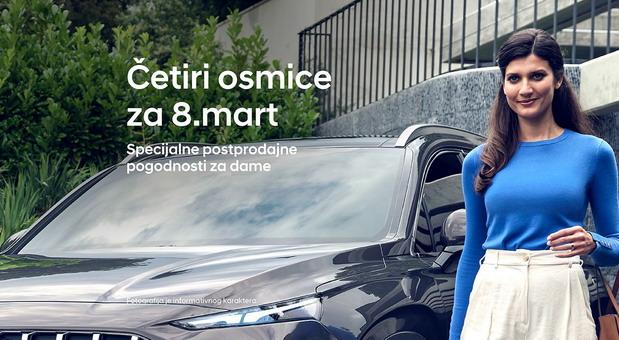 Hyundai specijalne postprodajne pogodnosti za dame