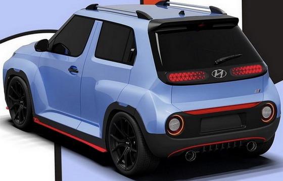 Hyundai Casper N