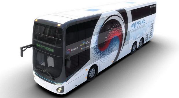 Hyundai električni autobus