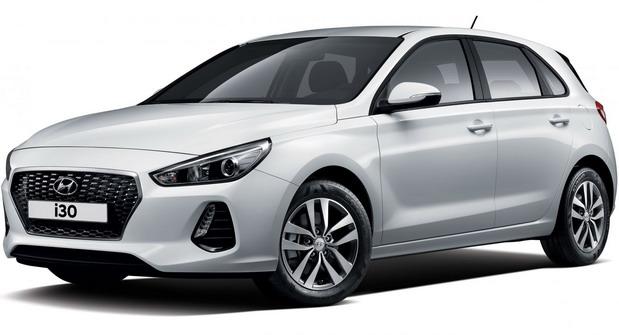 Akcija Hyundai i30