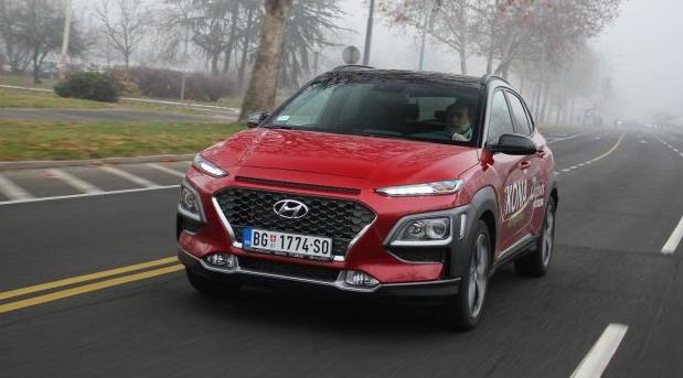 Hyundai Kona 1,6 T-GDI GLS Premium