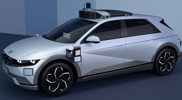 Hyundai Ioniq 5 Robotaxi s
