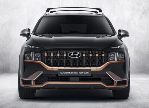 Hyundai Santa Fe N Performance Package