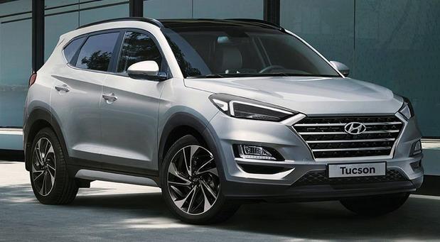 Akcija za Hyundai Tucson