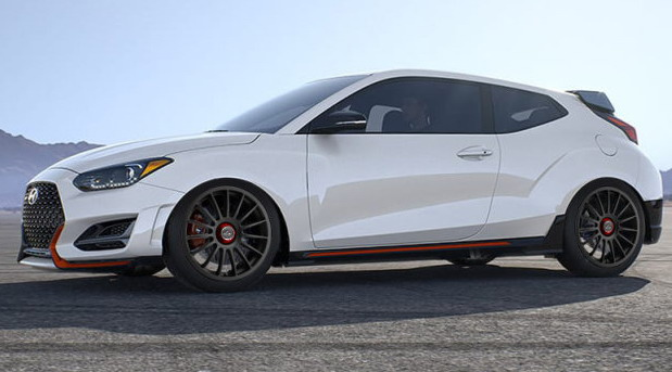 Hyundai Veloster Raptor N Concept