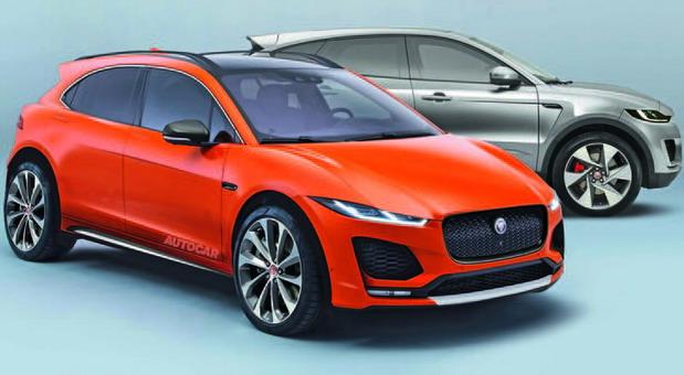 Jaguar A-Pace i B-Pace
