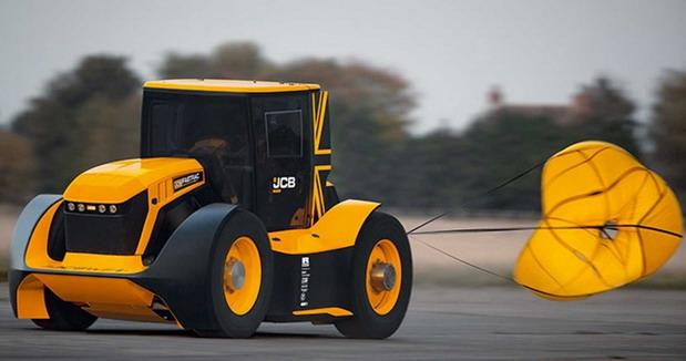 JCB Fastrac