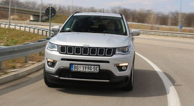 Jeep Compass 1,3 Turbo 150 DDCT 4×2