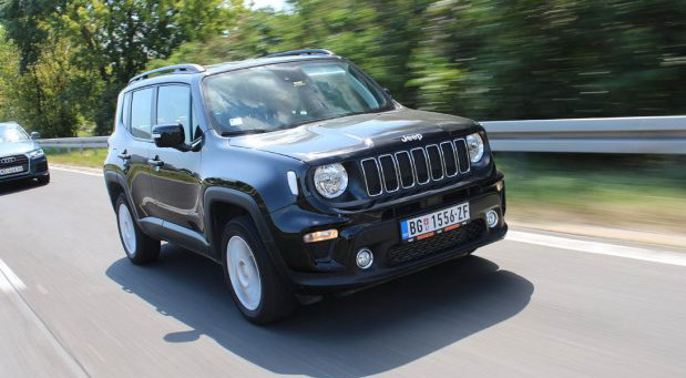 Jeep Renegade 2,0 MultiJet II 4×4 Longitude