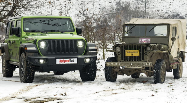 Jeep Wrangler Rubicon 2.2 ATX Unlimited